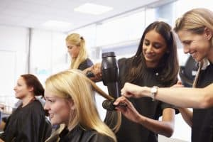 Beauty, Hairdressing and Therapies1