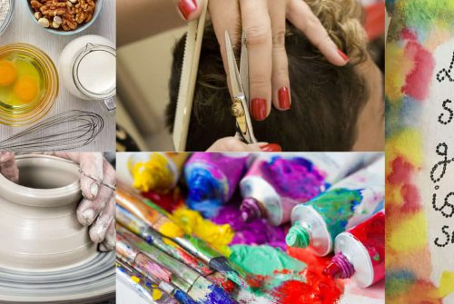 Arts and creative qualifications