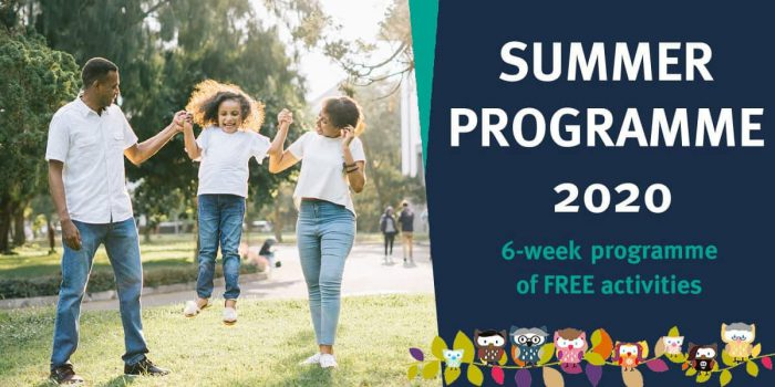 Family Learning Summer Programme