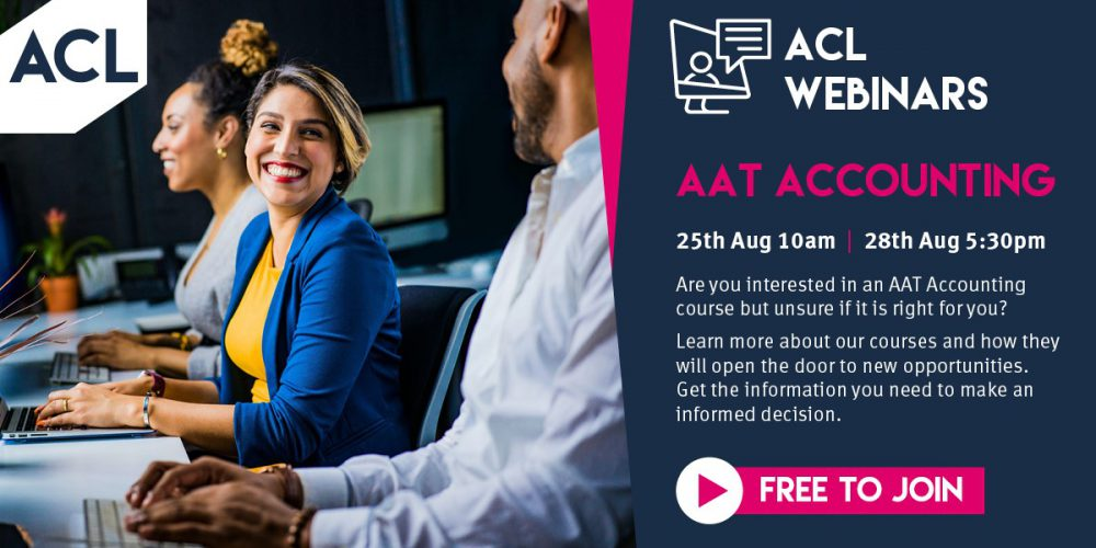 AAT Accounting webinar